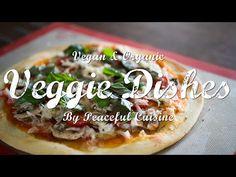 お餅がチーズに!?野菜が美味しいベジタリアンピザの作り方