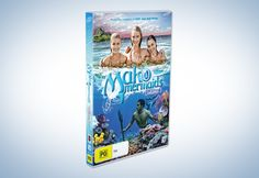 mako mermaids dvd