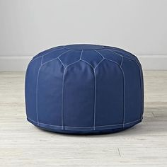 Every seat is the best seat in the house with our colorful floor cushions and poufs. $79 Land of Nod