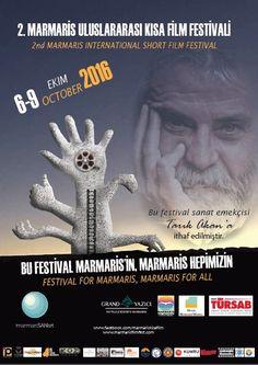 6-9 Ekim 2016 tarihleri arasında düzenlenecek olan Marmaris Kısa Film Festivali Tarık Akan'a ithaf edildi.