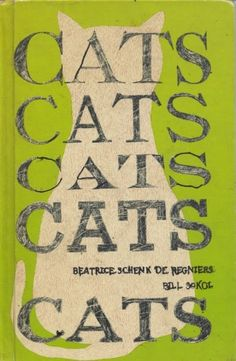 Cats Cats Cats Cats Cats, Beatrice Schenk de Regniers (illustrated by Bill Sokol)