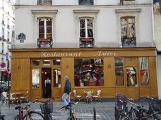 Astier, 44 Rue-Jean PierreTimbaud, 11 Arr.; reviews say the cheese course is worth the trip!