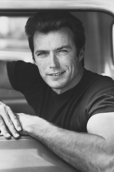 You Guys, Clint Eastwood Was a Stone-Cold Fox When He Was Younger
