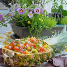 We're so excited to share our Hawaiian Salsa recipe with you. This is the perfect dish to take to a…