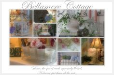 Bellamere Cottage is another one of those really cool blogs!