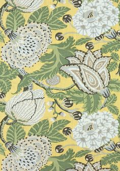 MITFORD, Yellow, F92947, Collection Paramount from Thibaut