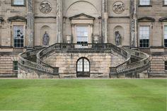 Kedleston Hall, inspiration for Kinningsley.