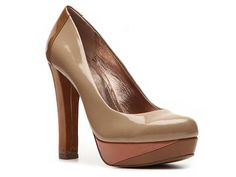 BCBG Paris Penie Pump - I almost wish I was short so I wasn't ridiculously tall in these..