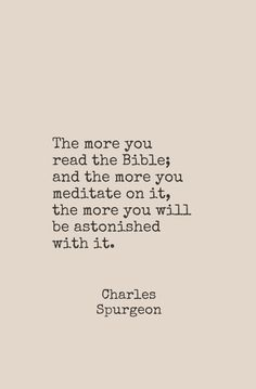 🙌 Everyday I am learning something new when I open the Bible. Bible Verses Quotes, Faith Quotes, Me Quotes, Scriptures, Quotes About God, Quotes To Live By, Cool Words, Wise Words, Ch Spurgeon