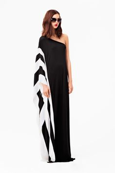 From the Rachel Zoe Resort 2014 Collection - Style.com
