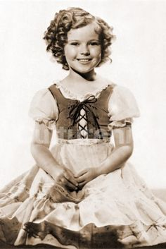 My first Shirley Temple movie was Heidi, and I became a fan for life!