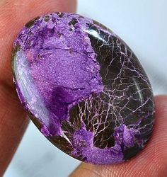 Image result for purpurite gemstone