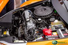 Elio Motors - 3 Cylinder Motor Detail shots