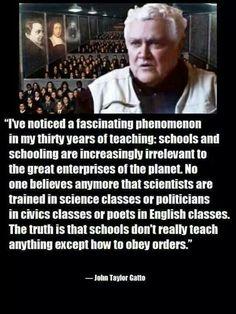 Schools are irrelevant.