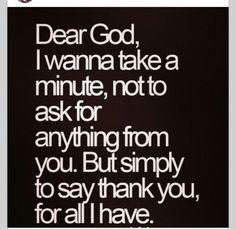 Thankful!!
