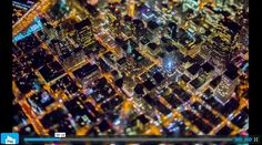 https://vimeo.com/121626563 San Francisco from the air, at NIGHT. Seriously, Awesome!