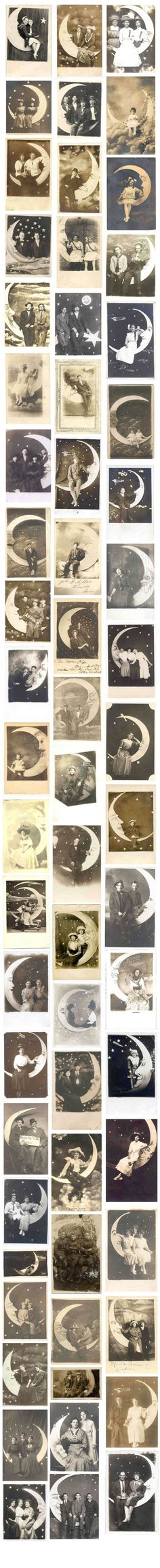 possible idea prom theme-shoot 4 the moon-land among the stars?    Sitting on a paper moon.