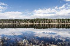 Sognsvann Lake by Dimitris Drougoutis on 500px