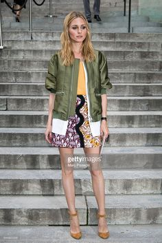 Olivia Palermo attends the Giambattista Valli Haute Couture Fall/Winter show as part of Paris Fashion Week on July 2016 in Paris, France. Olivia Palermo Outfit, Estilo Olivia Palermo, Olivia Palermo Lookbook, Couture Week, Couture Mode, Style Couture, Couture Fashion, Fashion Mode, Star Fashion