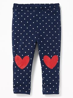 Old Navy Babies' Graphic Leggings Red Heart Regular Size M Toddler Boy Gifts, Baby Boy Gifts, Toddler Girl, Toddler Stuff, Kid Stuff, Baby Girl Pants, Girls Pants, Cute Girl Outfits, Kids Outfits