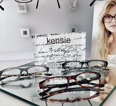 kensie eyewear is inspired by kensie clothes and accessories while playing with the idea of contrast by mixing colors and materials. Virginia Beach, Color Mixing, Eyewear, Contrast, Inspired, Colors, Clothes, Accessories, Outfits
