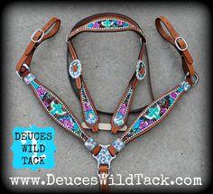 Deuces Wild Custom Tack