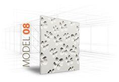 LOFT seinäpaneeli, malli 08 www. 3d Panels, Decorative Panels, Creative Play, Office Supplies, Loft, Make It Yourself, Interior, Wall, Design