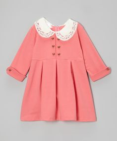 Watermelon Smocked A-Line Dress - Toddler & Girls | Daily deals for moms, babies and kids