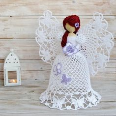 Openwork Angels.... Inspirationl....                                                                                                                                                                                 More