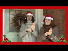 "Makaton signing: This is one of our favourite songs from the Singing Hands Christmas DVD ""It's a Christmas Cracker"" featuring Makaton signs and symbols. Merry Christmas Song, Christmas Songs For Kids, Christmas Program, Christmas Ideas, Christmas Music, Holiday Fun, Christmas Crafts, Christmas Decorations, Sign Language Songs"