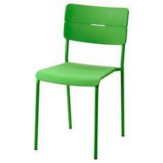 IKEA - VÄDDÖ Chair, outdoor green