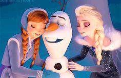 Ce gif serait-il un passage du prochain film de la reine des neiges ? À méditer