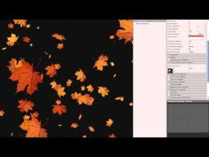 ▶ Unity 3D Falling Leaves Particle System - YouTube Unity Tutorials, Unity 3d, Falling Leaves, Autumn Leaves, Game, Youtube, Fall Leaves, Autumn Leaf Color, Gaming