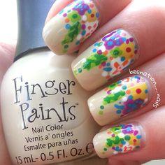 Instagram photo by becnation___nails #nail #nails #nailart