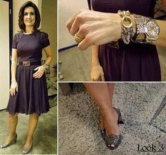 Aprenda a se vestir com Fátima Bernardes   Veja mais de 50 fotos dos looks e do estilo da apresentadora