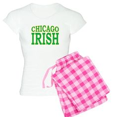 Chicago Irish Women's Light Pajamas