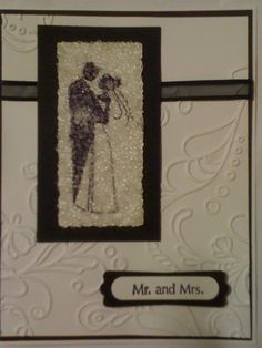 my best to date!! (wedding card that is)!