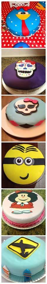 #anaquefez  #cakes