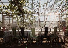 Mandelmanns trädgårdar, Österlen