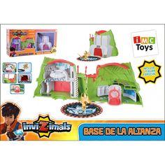 Juguete INVIZIMALS BASE DE LA ALIANZA Precio 29,14€ en IguMagazine #juguetesbaratos
