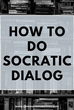 Socratic Dialog (also called the Socratic Method) is a way of working together to discover the truth and test whether your ideas or opinions are sound. Socratic Method, Ispirational Quotes, Self Development, Personal Development, Eastern Philosophy, Middle School, High School, Art Lessons Elementary, Classroom Design