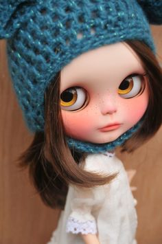 Custom Blythe Doll KITTY