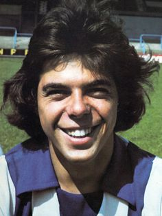 Peter Ward of Brighton & Hove Albion in 1978.