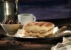 Revel in a delicious, classic Italian Tiramisu. Make it with your favourite Sponge Finger treat. Italian Tiramisu, Classic Italian, Something Sweet, Sweet Tooth, Sweet Treats, Finger, Ethnic Recipes, Desserts, Food