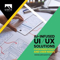 Our AI-infused UI UX solutions enable us to build optimal intersections between business goals and user needs. Covering the gap between the human brain and digital products, we empower industries and verticals to gather market insights, analyze the buying behavior, and ensure maximum ROI.  #webdesign #creativeprocess #uidesigner #uxprocess #brand #digital #ROI