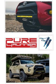 26 Best 4runner Bumpers Pure4runner S On Pinterest In 2018. Bumper Crop Countless Aftermarket Performance Products Accessories And Cing Items For Your Beloved. Toyota. Toyota 4runner Bumper Guard Diagram At Scoala.co