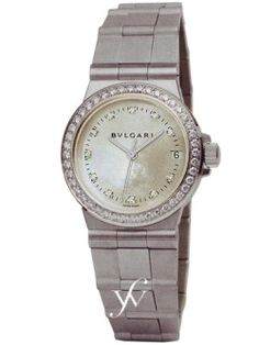 BVLGARI Diagono [ FinestWatches.com ] #Finest #watch #design