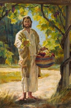 Arte Lds, Jesus Christ Painting, Jesus Artwork, Christian Artwork, Lds Art, Jesus Lives, Jesus Pictures, Jesus Is Lord, Bible