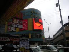 Abanao Square electronic billboard,,Baguio's version of Time Square