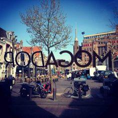 Koffiebar #Mogador op de Botermarkt in Haarlem: http://haarlemcityblog.nl/bars-restaurants/mogador-comfortabele-koffie/